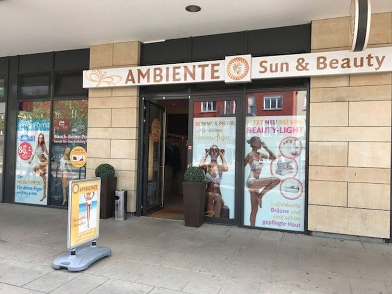 Das BeautyLight in Ihrem Ambiente Sun & Beauty Kleinmachnow