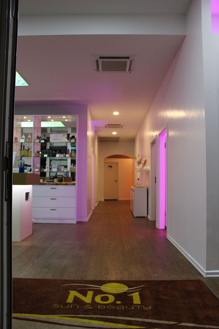 Das BeautyLight in Ihrem No. 1 Sun & Beauty Bad Nauheim
