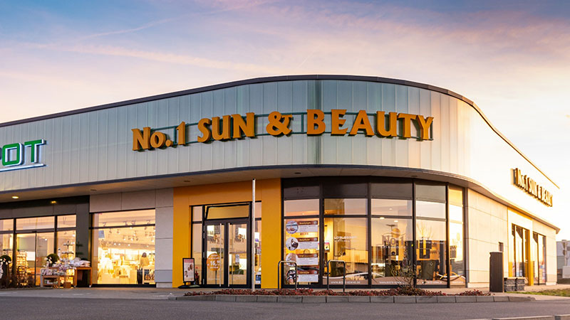 Das BeautyLight in Ihrem No. 1 Sun & Beauty Hanau - Kinzigbogen