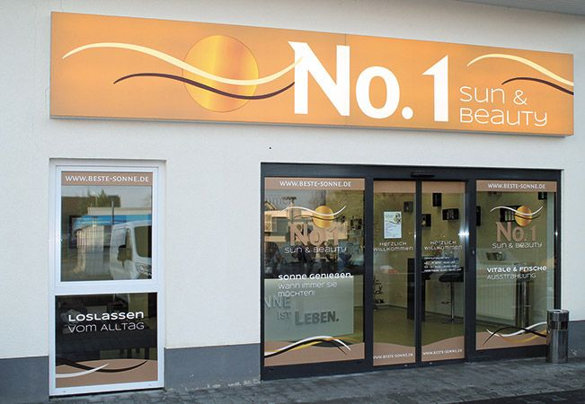 Das BeautyLight in Ihrem No. 1 Sun & Beauty Seligenstadt