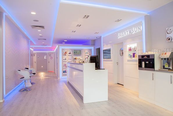 Das BeautyLight in Ihrem Smart Sun Poppenbüttel